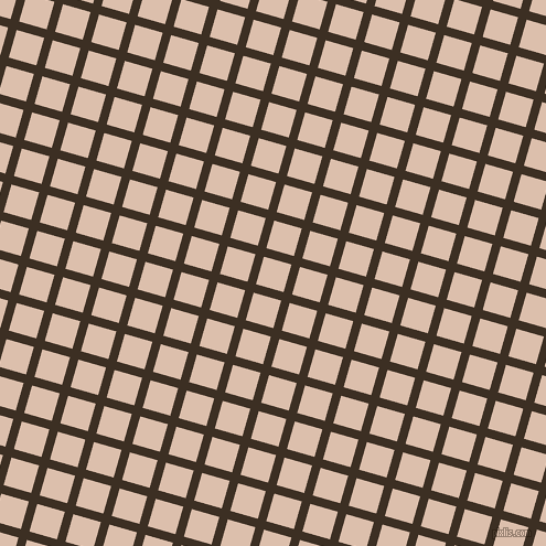 74/164 degree angle diagonal checkered chequered lines, 8 pixel line width, 26 pixel square size, plaid checkered seamless tileable
