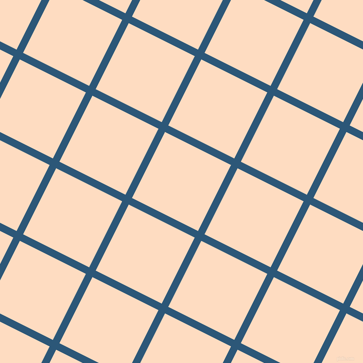 63/153 degree angle diagonal checkered chequered lines, 15 pixel lines width, 152 pixel square size, plaid checkered seamless tileable
