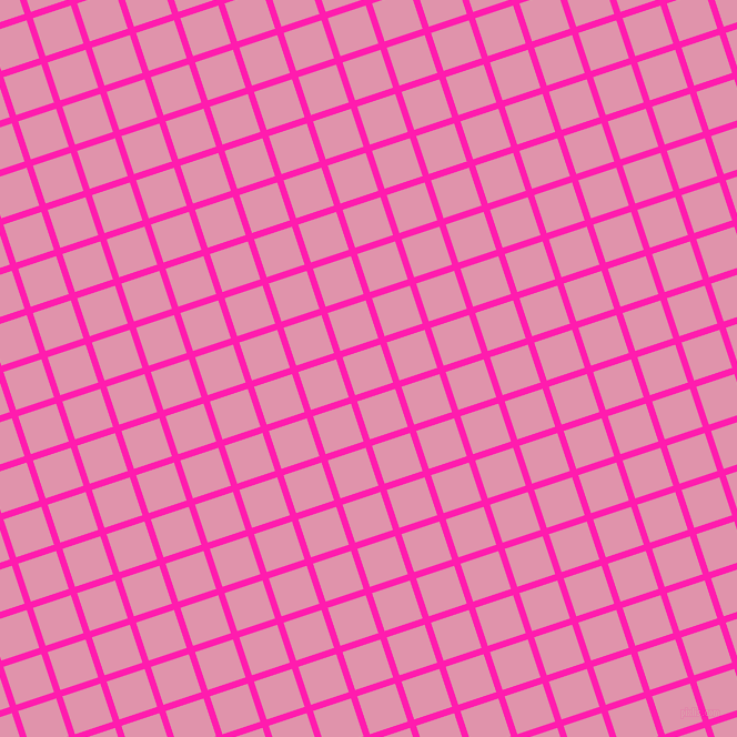18/108 degree angle diagonal checkered chequered lines, 6 pixel line width, 36 pixel square size, plaid checkered seamless tileable
