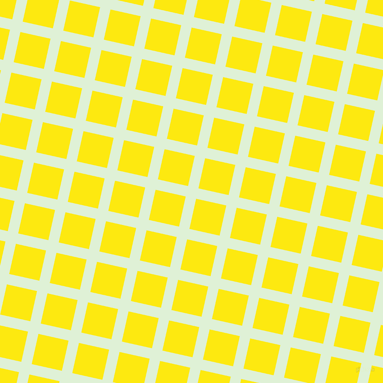 77/167 degree angle diagonal checkered chequered lines, 21 pixel lines width, 61 pixel square size, plaid checkered seamless tileable