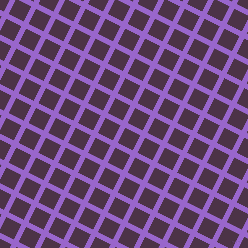 63/153 degree angle diagonal checkered chequered lines, 18 pixel lines width, 57 pixel square size, plaid checkered seamless tileable