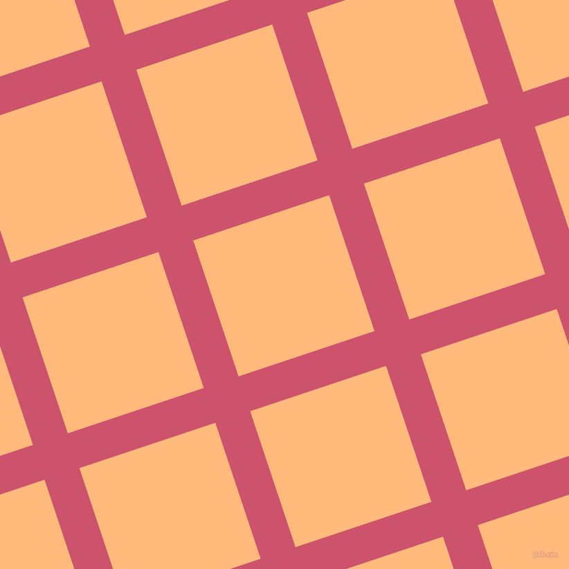 18/108 degree angle diagonal checkered chequered lines, 53 pixel lines width, 207 pixel square size, plaid checkered seamless tileable