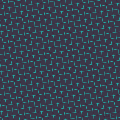 8/98 degree angle diagonal checkered chequered lines, 1 pixel lines width, 18 pixel square size, plaid checkered seamless tileable