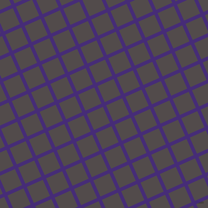 24/114 degree angle diagonal checkered chequered lines, 14 pixel line width, 69 pixel square size, plaid checkered seamless tileable
