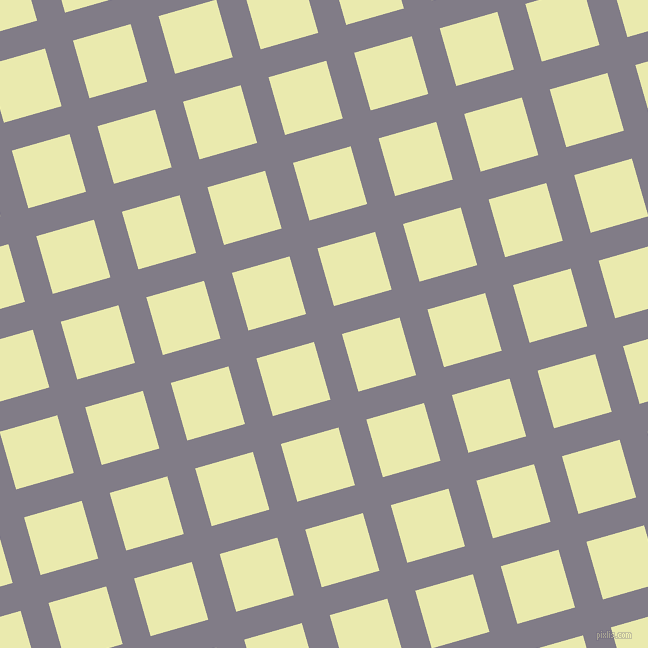 16/106 degree angle diagonal checkered chequered lines, 29 pixel lines width, 60 pixel square size, plaid checkered seamless tileable