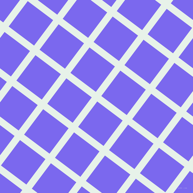 53/143 degree angle diagonal checkered chequered lines, 26 pixel line width, 121 pixel square size, plaid checkered seamless tileable