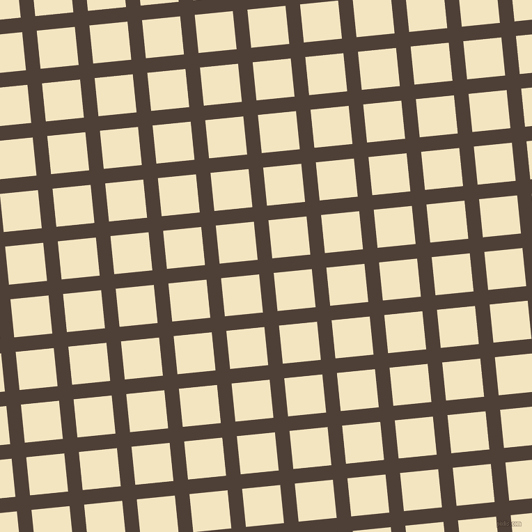 6/96 degree angle diagonal checkered chequered lines, 21 pixel line width, 55 pixel square size, plaid checkered seamless tileable