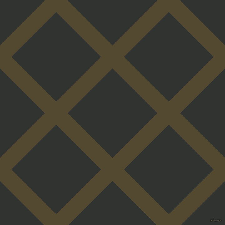 45/135 degree angle diagonal checkered chequered lines, 52 pixel line width, 203 pixel square size, plaid checkered seamless tileable