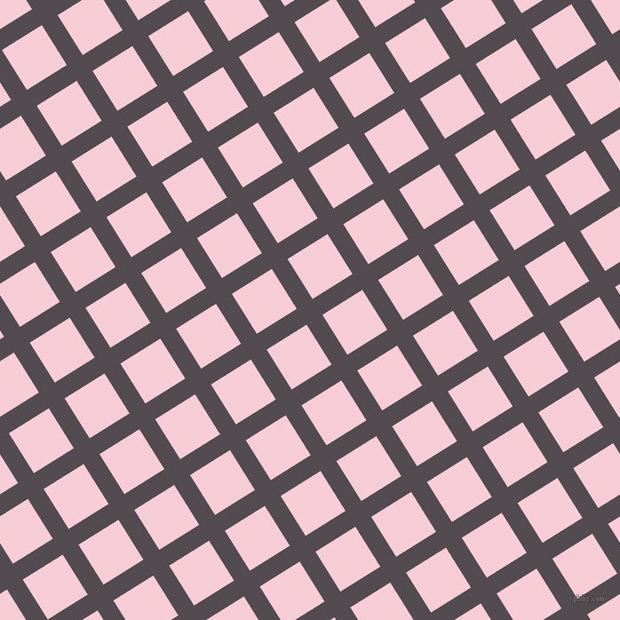 32/122 degree angle diagonal checkered chequered lines, 21 pixel line width, 53 pixel square size, plaid checkered seamless tileable