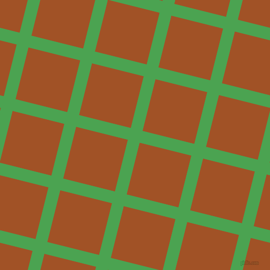76/166 degree angle diagonal checkered chequered lines, 24 pixel lines width, 105 pixel square size, plaid checkered seamless tileable