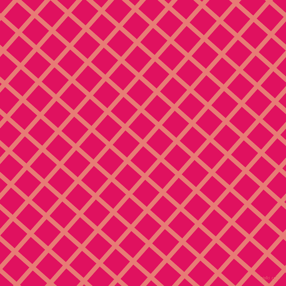 48/138 degree angle diagonal checkered chequered lines, 9 pixel line width, 38 pixel square size, plaid checkered seamless tileable