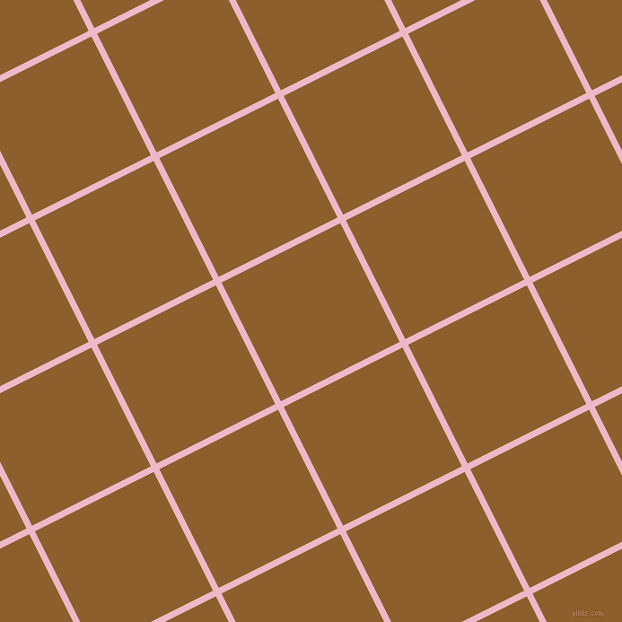 27/117 degree angle diagonal checkered chequered lines, 7 pixel line width, 148 pixel square size, plaid checkered seamless tileable
