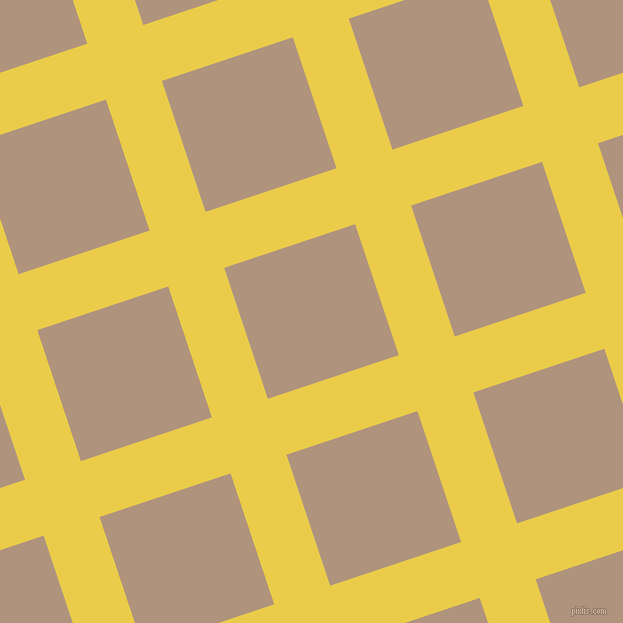 18/108 degree angle diagonal checkered chequered lines, 59 pixel line width, 138 pixel square size, plaid checkered seamless tileable
