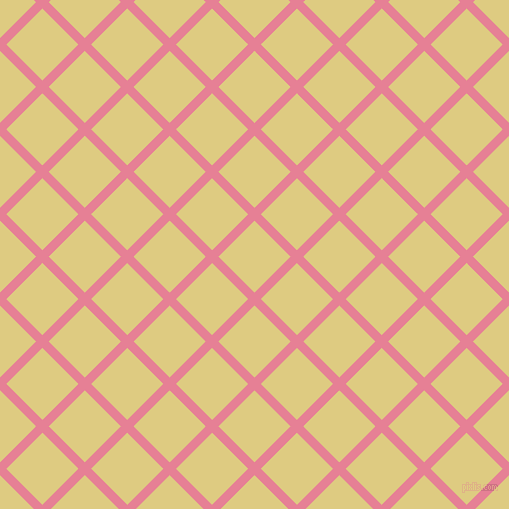 45/135 degree angle diagonal checkered chequered lines, 9 pixel lines width, 51 pixel square size, plaid checkered seamless tileable