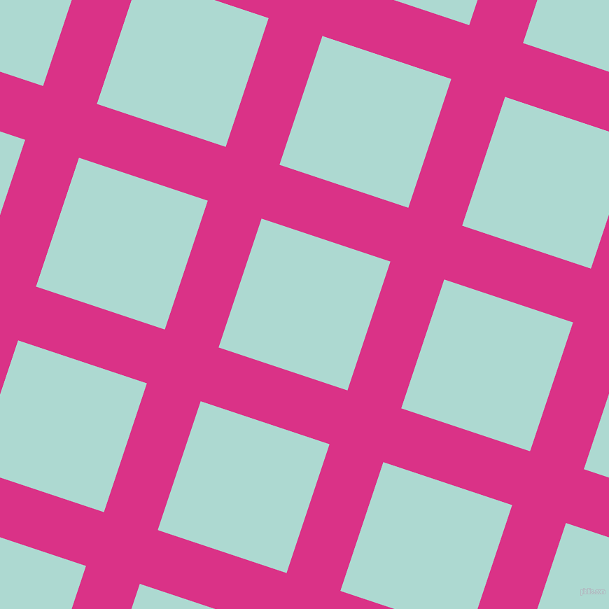 72/162 degree angle diagonal checkered chequered lines, 81 pixel lines width, 194 pixel square size, plaid checkered seamless tileable