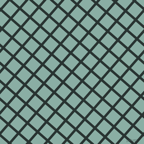49/139 degree angle diagonal checkered chequered lines, 8 pixel lines width, 36 pixel square size, plaid checkered seamless tileable