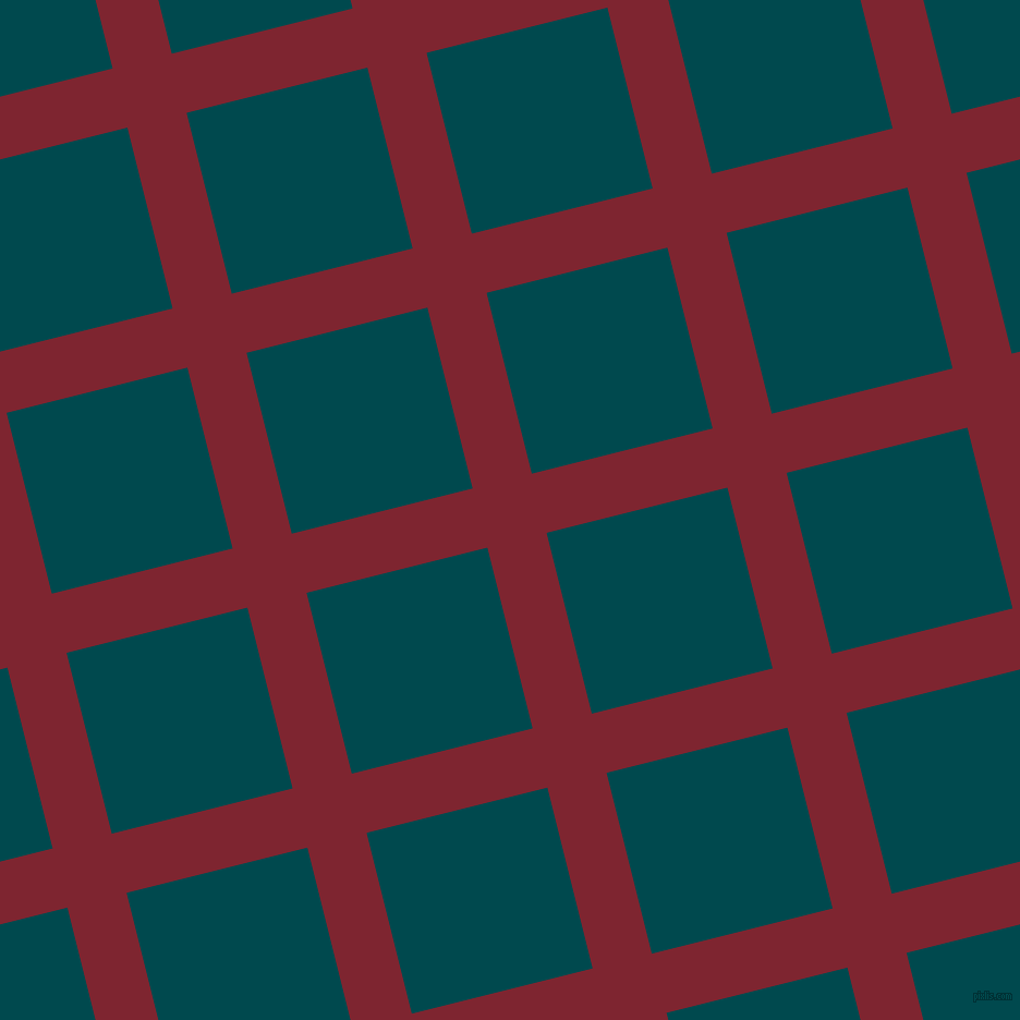 14/104 degree angle diagonal checkered chequered lines, 56 pixel line width, 171 pixel square size, plaid checkered seamless tileable