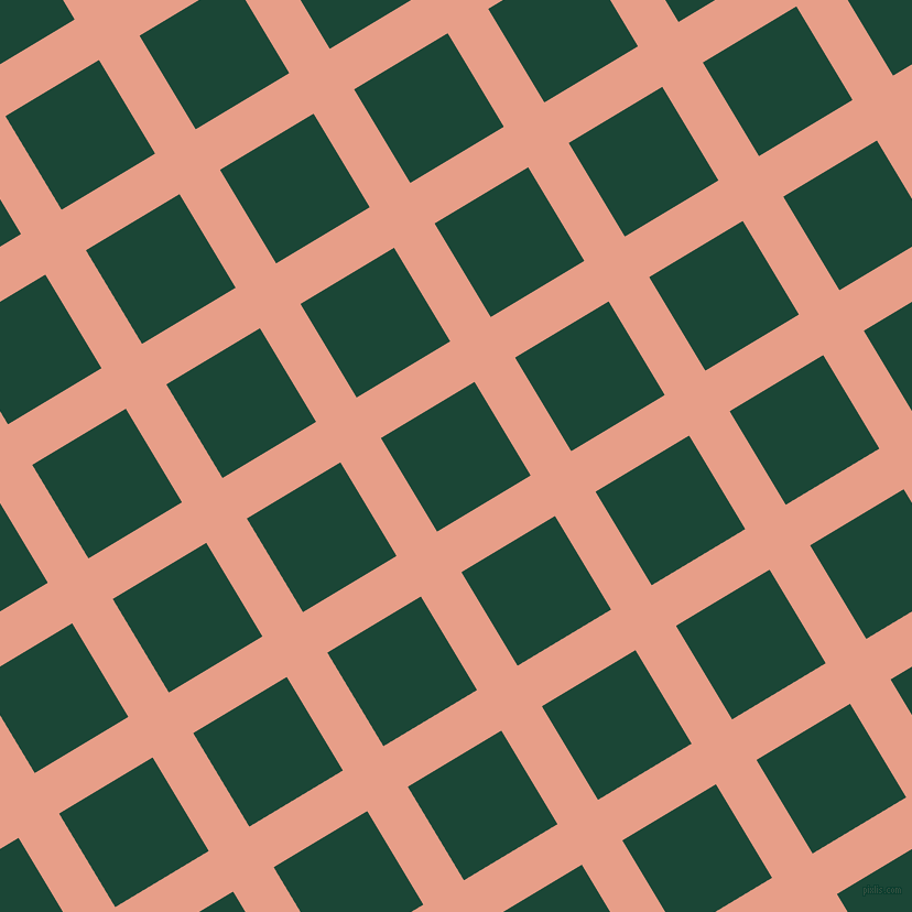 31/121 degree angle diagonal checkered chequered lines, 43 pixel line width, 99 pixel square size, plaid checkered seamless tileable