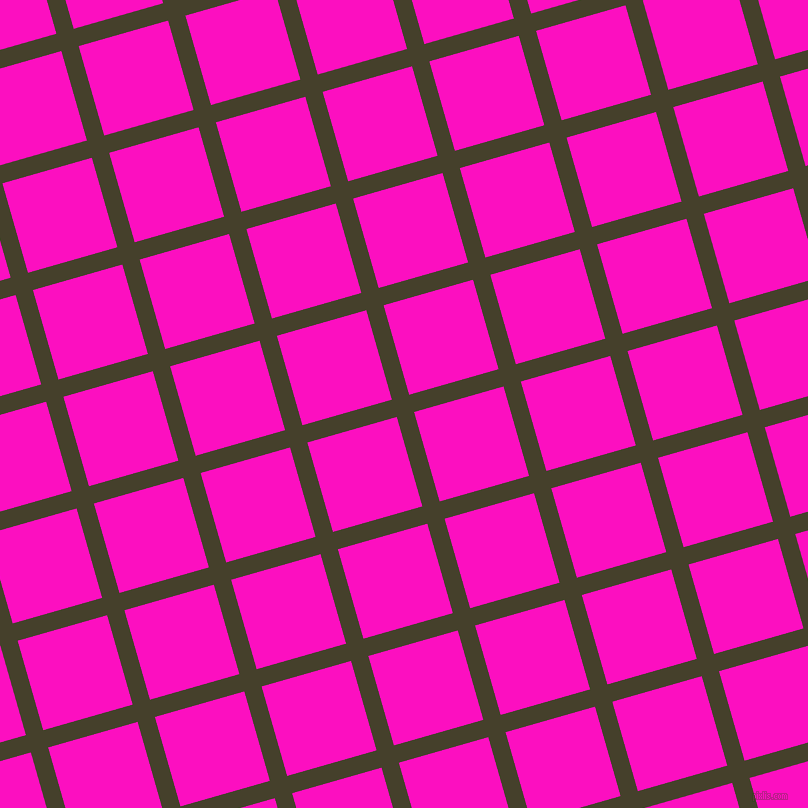 16/106 degree angle diagonal checkered chequered lines, 18 pixel lines width, 93 pixel square size, plaid checkered seamless tileable