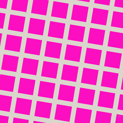 81/171 degree angle diagonal checkered chequered lines, 17 pixel line width, 54 pixel square size, plaid checkered seamless tileable