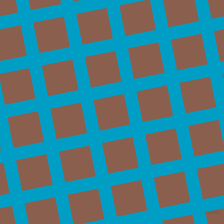 11/101 degree angle diagonal checkered chequered lines, 25 pixel line width, 61 pixel square size, plaid checkered seamless tileable
