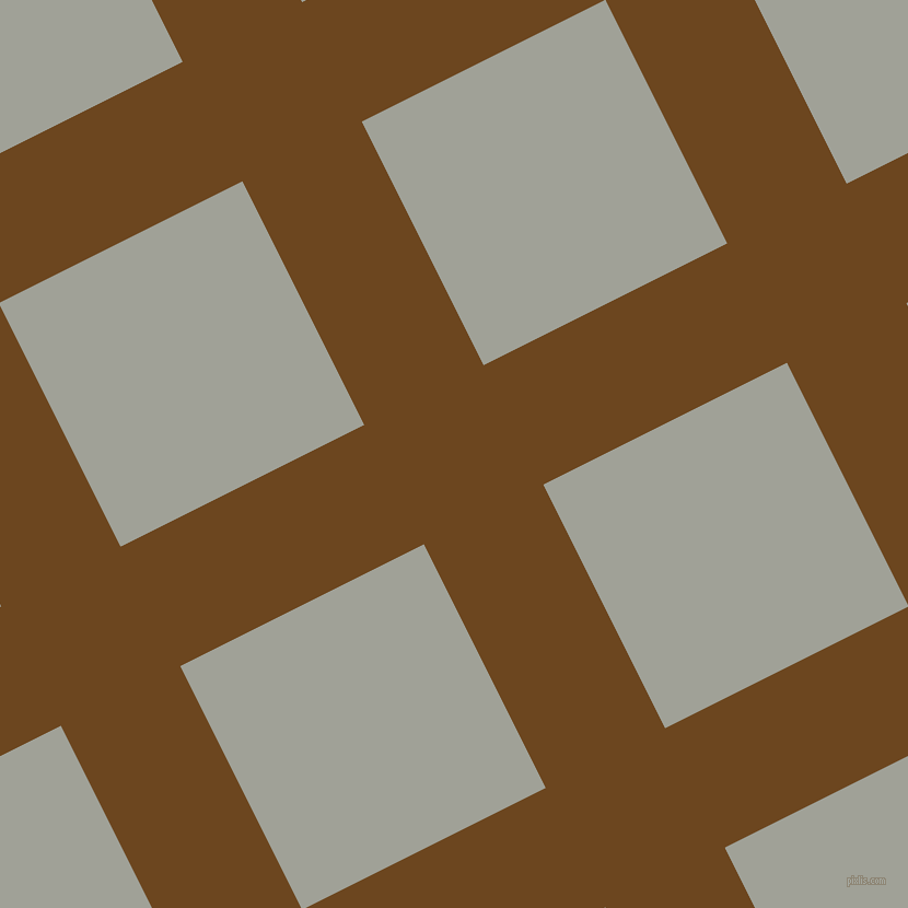 27/117 degree angle diagonal checkered chequered lines, 122 pixel lines width, 249 pixel square size, plaid checkered seamless tileable