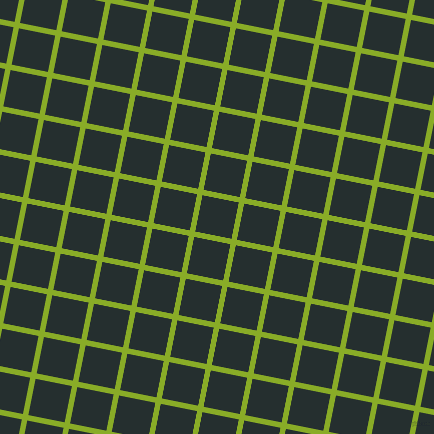 79/169 degree angle diagonal checkered chequered lines, 11 pixel lines width, 74 pixel square size, plaid checkered seamless tileable