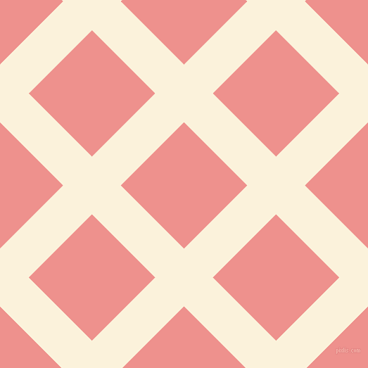 45/135 degree angle diagonal checkered chequered lines, 58 pixel lines width, 127 pixel square size, plaid checkered seamless tileable