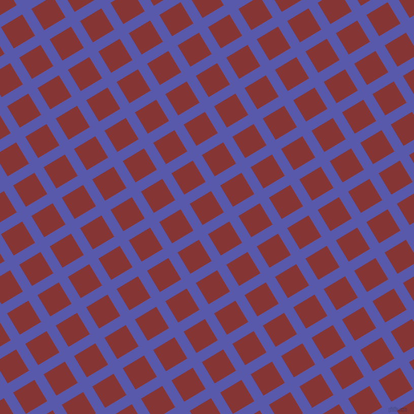 31/121 degree angle diagonal checkered chequered lines, 21 pixel lines width, 49 pixel square size, plaid checkered seamless tileable