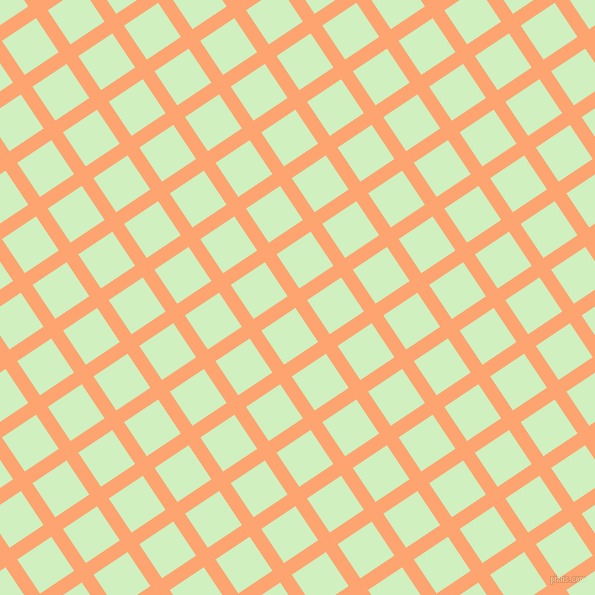 34/124 degree angle diagonal checkered chequered lines, 14 pixel line width, 41 pixel square size, plaid checkered seamless tileable
