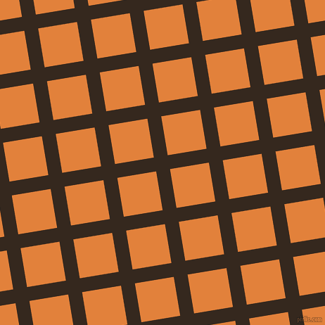 9/99 degree angle diagonal checkered chequered lines, 20 pixel lines width, 56 pixel square size, plaid checkered seamless tileable