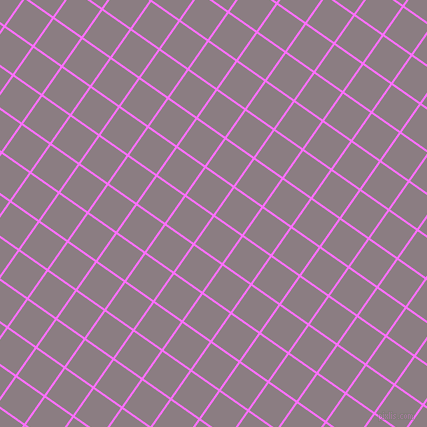 55/145 degree angle diagonal checkered chequered lines, 2 pixel lines width, 33 pixel square size, plaid checkered seamless tileable