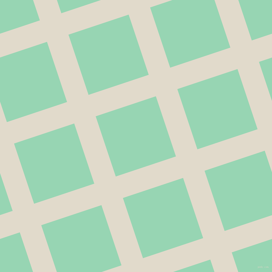 18/108 degree angle diagonal checkered chequered lines, 72 pixel line width, 202 pixel square size, plaid checkered seamless tileable