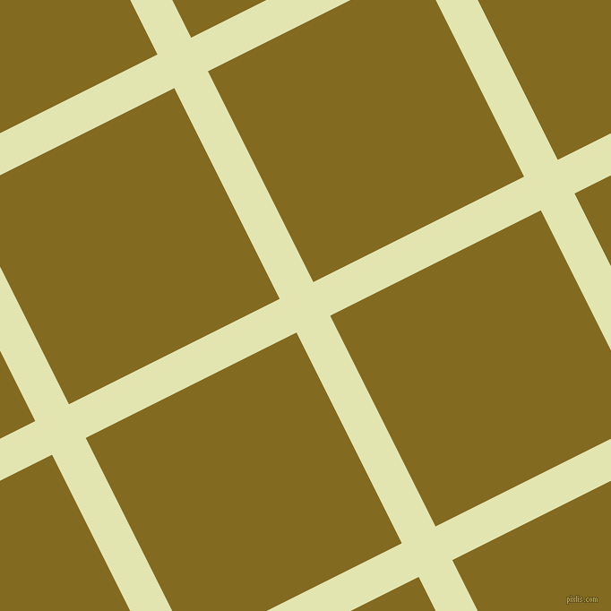 27/117 degree angle diagonal checkered chequered lines, 42 pixel line width, 263 pixel square size, plaid checkered seamless tileable