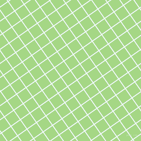 35/125 degree angle diagonal checkered chequered lines, 3 pixel lines width, 34 pixel square size, Alice Blue and Feijoa plaid checkered seamless tileable