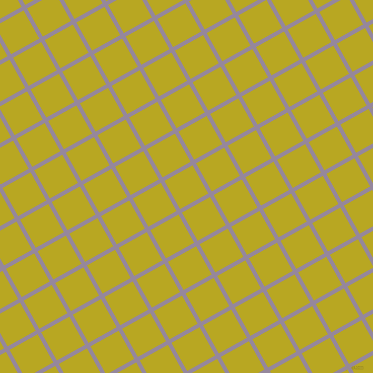 29/119 degree angle diagonal checkered chequered lines, 8 pixel lines width, 64 pixel square size, Amethyst Smoke and Earls Green plaid checkered seamless tileable
