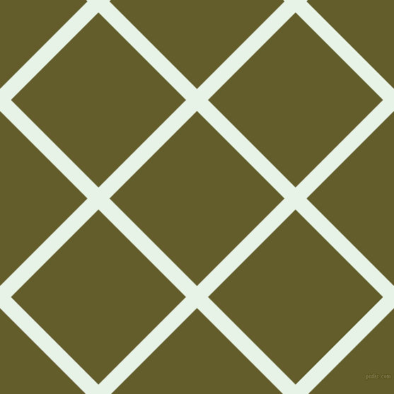 45/135 degree angle diagonal checkered chequered lines, 22 pixel line width, 175 pixel square size, Aqua Spring and Costa Del Sol plaid checkered seamless tileable