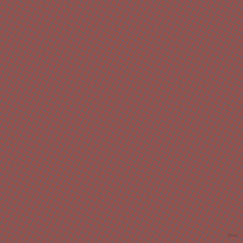 63/153 degree angle diagonal checkered chequered lines, 1 pixel line width, 17 pixel square size, Astral and Copper Rust plaid checkered seamless tileable