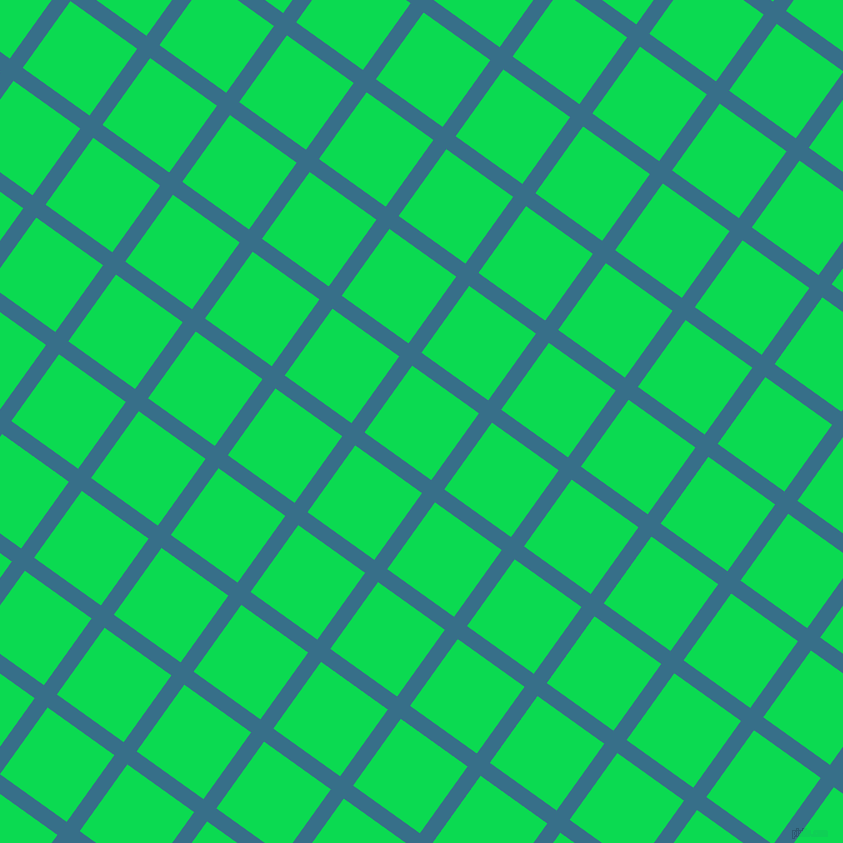 54/144 degree angle diagonal checkered chequered lines, 16 pixel line width, 82 pixel square size, Astral and Malachite plaid checkered seamless tileable