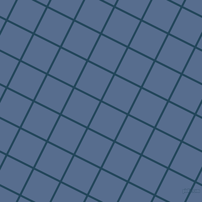 63/153 degree angle diagonal checkered chequered lines, 4 pixel lines width, 58 pixel square size, Astronaut Blue and Kashmir Blue plaid checkered seamless tileable