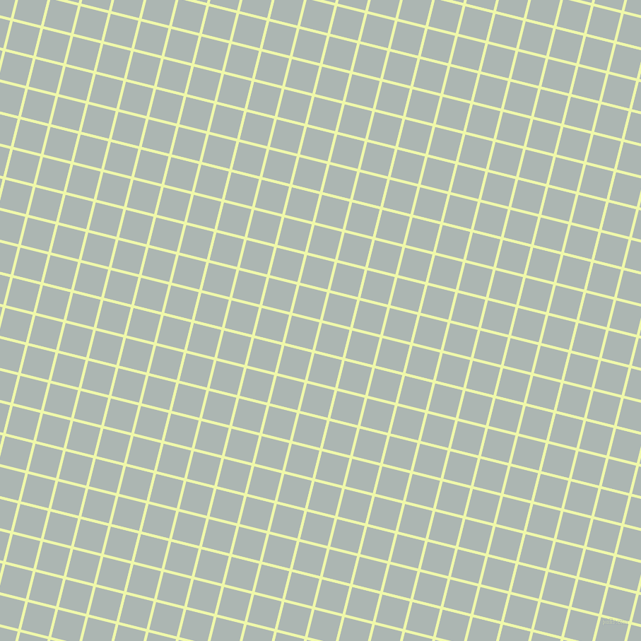 76/166 degree angle diagonal checkered chequered lines, 4 pixel lines width, 40 pixel square size, Australian Mint and Periglacial Blue plaid checkered seamless tileable