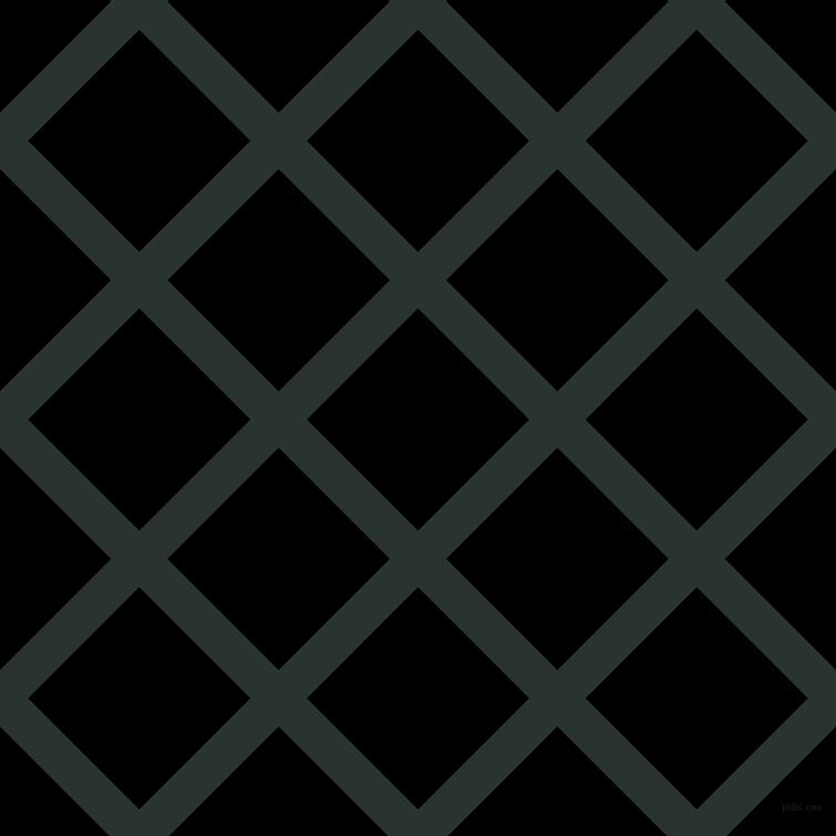 45/135 degree angle diagonal checkered chequered lines, 36 pixel lines width, 142 pixel square size, Aztec and Black plaid checkered seamless tileable