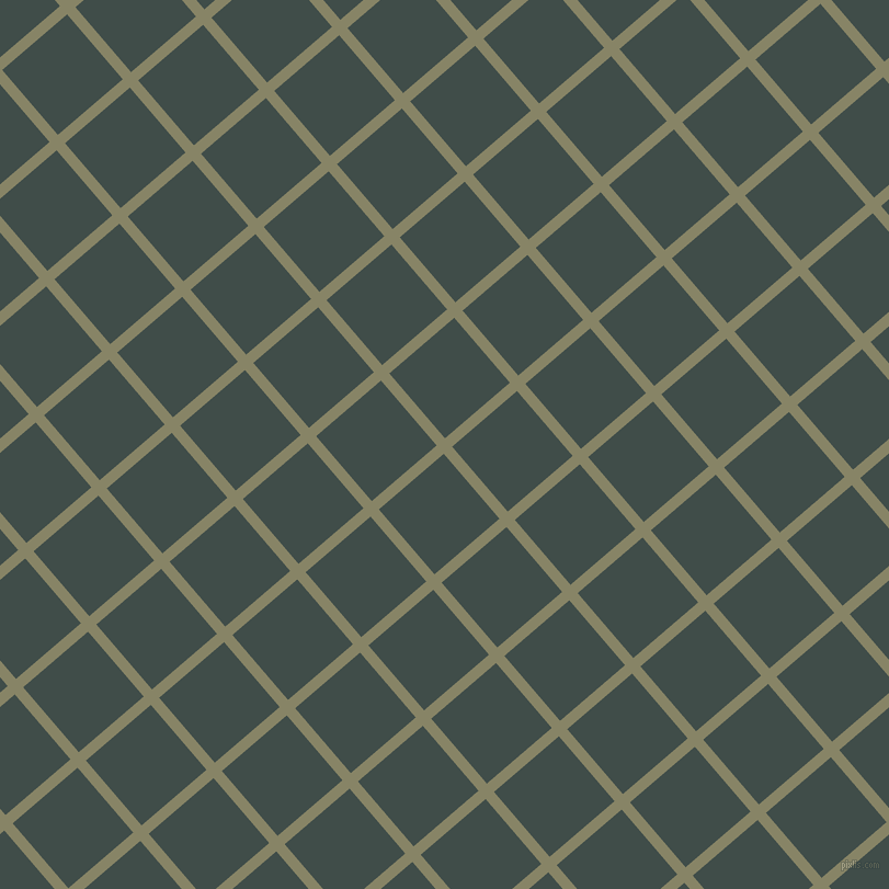 41/131 degree angle diagonal checkered chequered lines, 10 pixel lines width, 78 pixel square size, Bandicoot and Corduroy plaid checkered seamless tileable