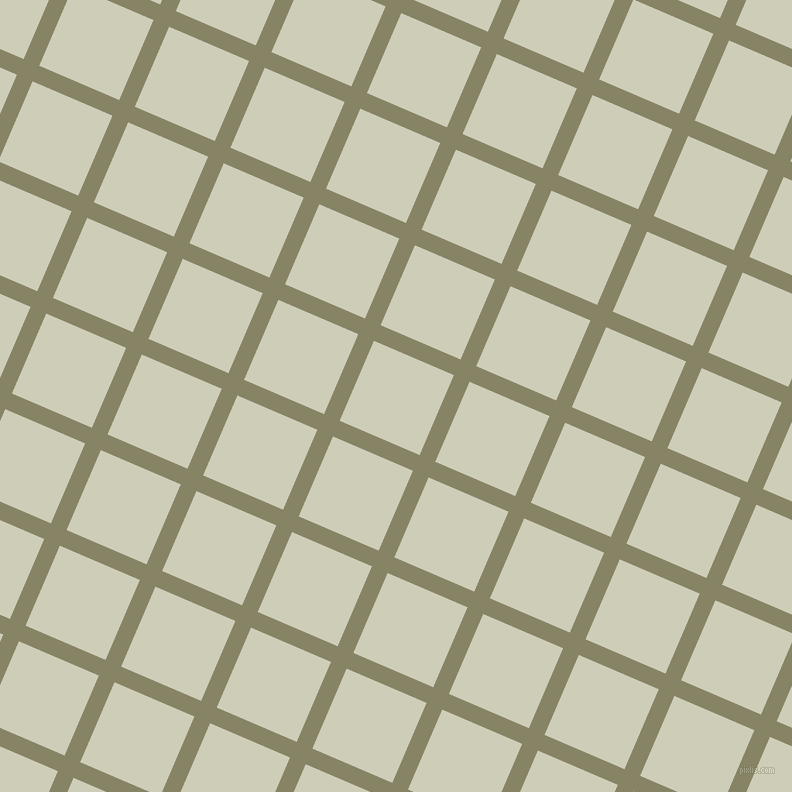 67/157 degree angle diagonal checkered chequered lines, 17 pixel lines width, 87 pixel square size, Bandicoot and Moon Mist plaid checkered seamless tileable