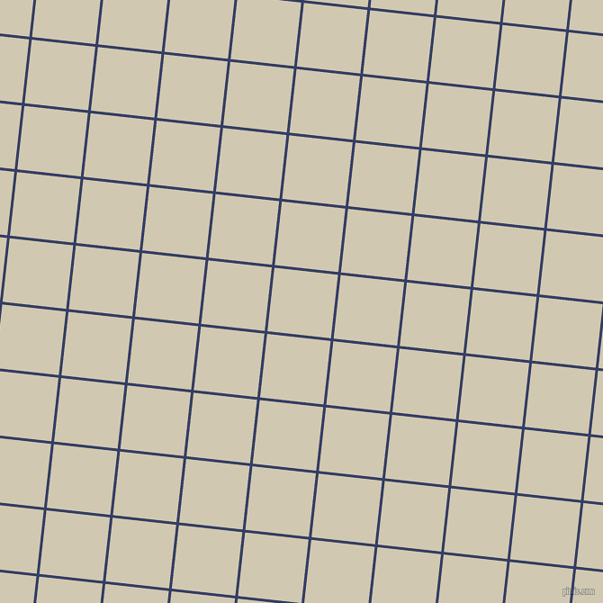 84/174 degree angle diagonal checkered chequered lines, 3 pixel lines width, 71 pixel square size, Bay Of Many and Parchment plaid checkered seamless tileable