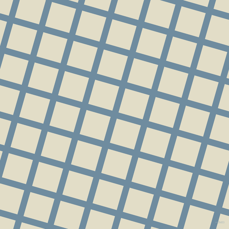 74/164 degree angle diagonal checkered chequered lines, 25 pixel lines width, 99 pixel square size, Bermuda Grey and Travertine plaid checkered seamless tileable