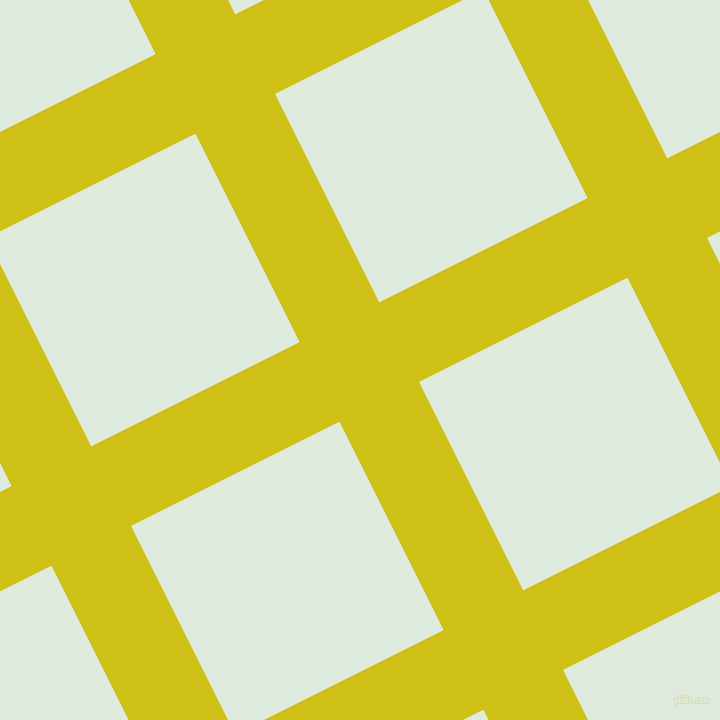 27/117 degree angle diagonal checkered chequered lines, 89 pixel lines width, 233 pixel square size, Bird Flower and Apple Green plaid checkered seamless tileable