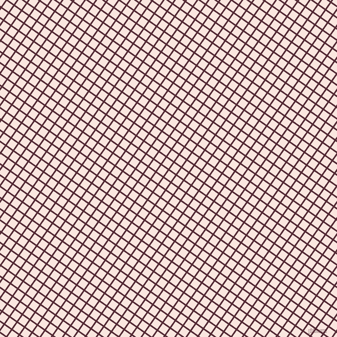 55/145 degree angle diagonal checkered chequered lines, 3 pixel lines width, 15 pixel square size, Black Rose and Bridesmaid plaid checkered seamless tileable