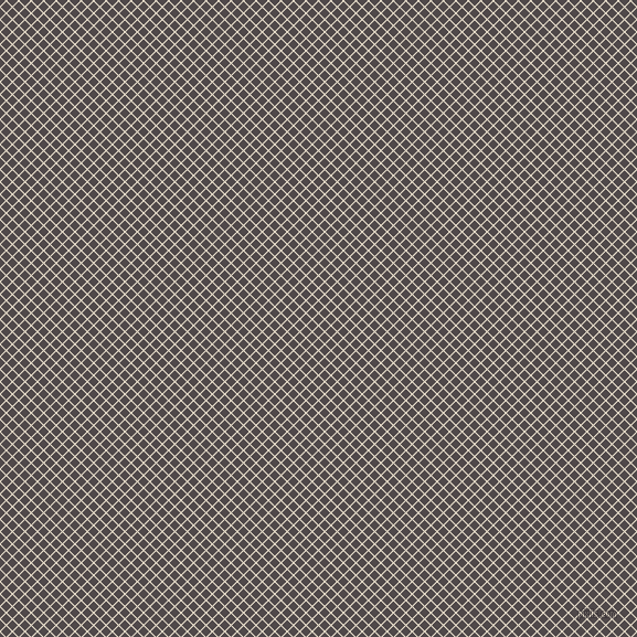 45/135 degree angle diagonal checkered chequered lines, 1 pixel line width, 7 pixel square size, Bleach White and Emperor plaid checkered seamless tileable