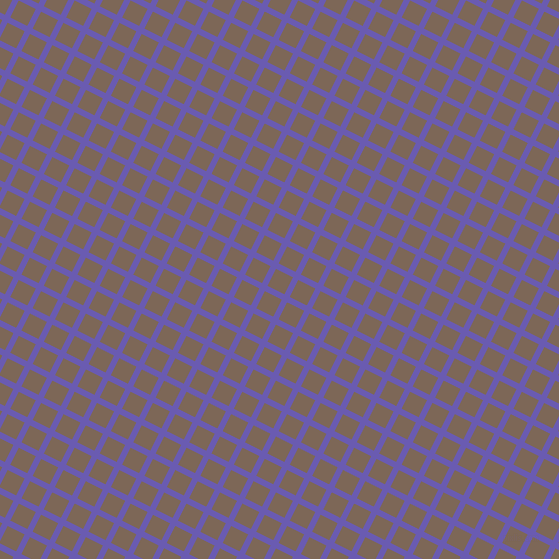 63/153 degree angle diagonal checkered chequered lines, 6 pixel line width, 19 pixel square sizeBlue Marguerite and Roman Coffee plaid checkered seamless tileable